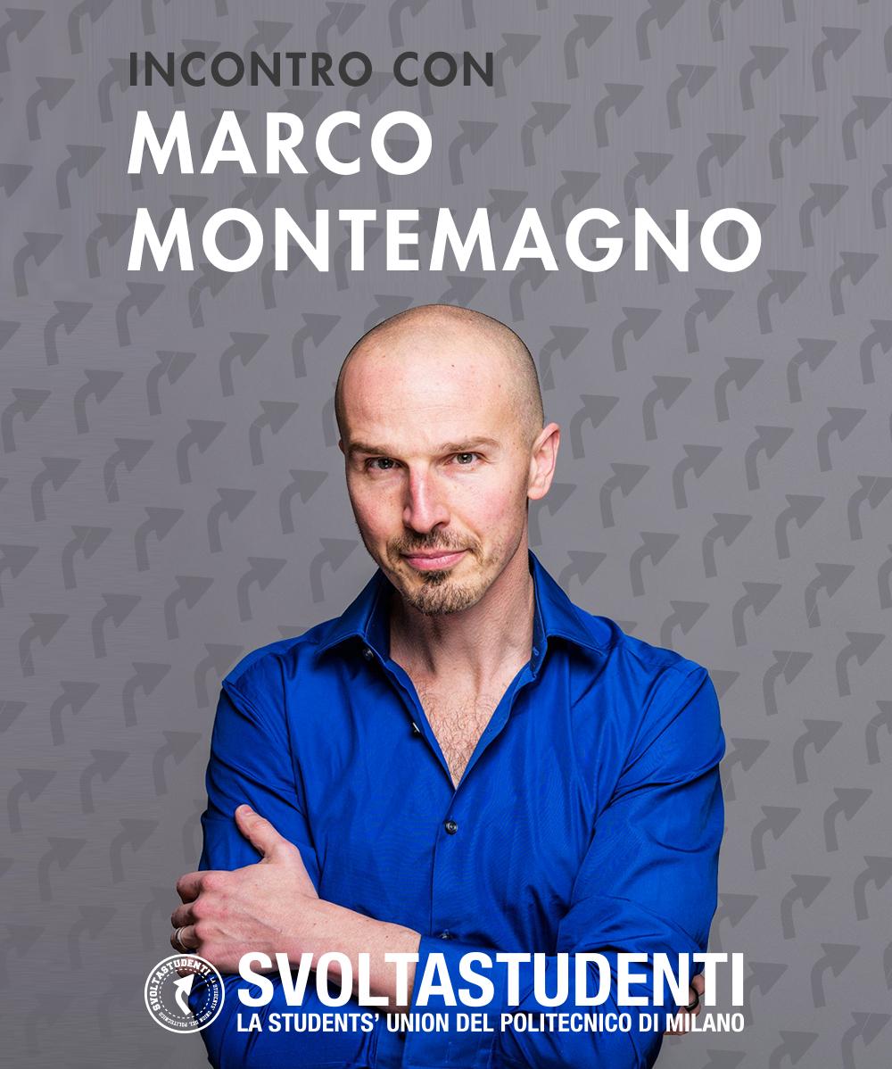 Politecnico Milano Calendario.Incontro Con Marco Montemagno Svoltastudenti